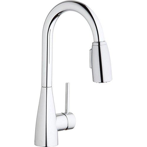 Elkay LKAV4032CR Avado Chrome Single Lever Pull-down Spray Bar Faucet