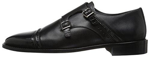 Stacy Adams Men's Rycroft Cap Toe Double Monk Strap Oxford, Black, 9 M US by Stacy Adams (Image #5)