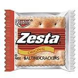 Cracker Keebler Zesta Saltine 500 Case 2 Count