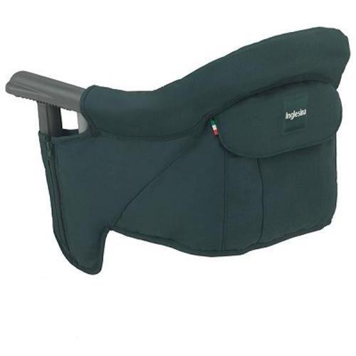 Inglesina Fast Table Chair, Dark Green