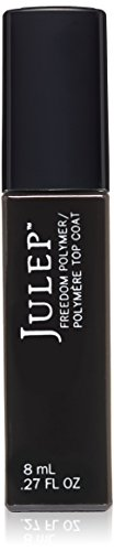 - Julep Freedom Polymer Quick Drying Top Coat 0.27 ounces