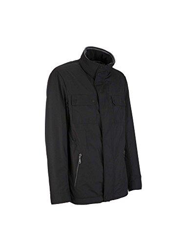 Noir Manteau Homme Geox Man Jacket 6nw7qwXvz