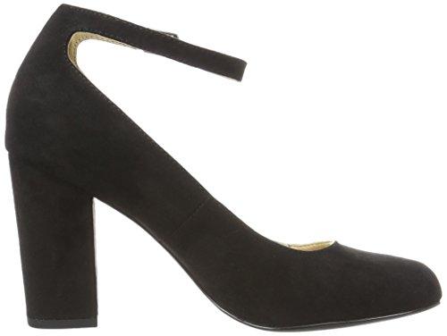 La Strada 909936 - Tacones Mujer Schwarz (Black)