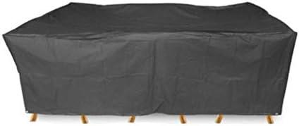 ファニチャー カバー 庭の家具カバーテラスカバーテーブルと椅子のための防水オックスフォードの生地保護カバー シバオ (Size : 120x120x74cm)