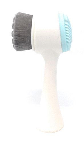Buy Face Exfoliater Brush Ultra Soft Bristles Massaging Facial