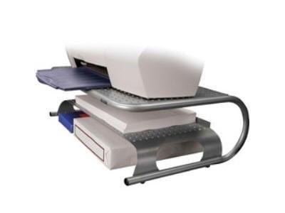 allsop Metal Desktop Printer/Monitor Stand, 18 1/2