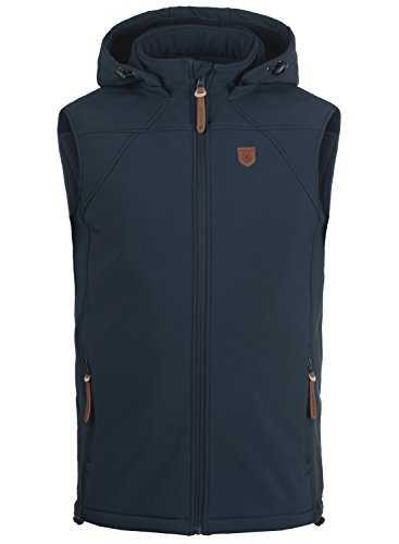 chaleco 400 hombres Navy INDICODE Softshell Romeo para 5URqqw6P