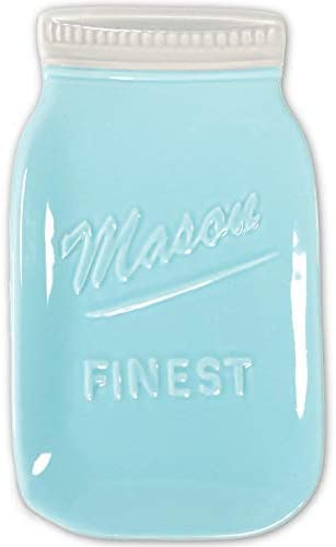 Blue Mason Jar Spoon Rest product image