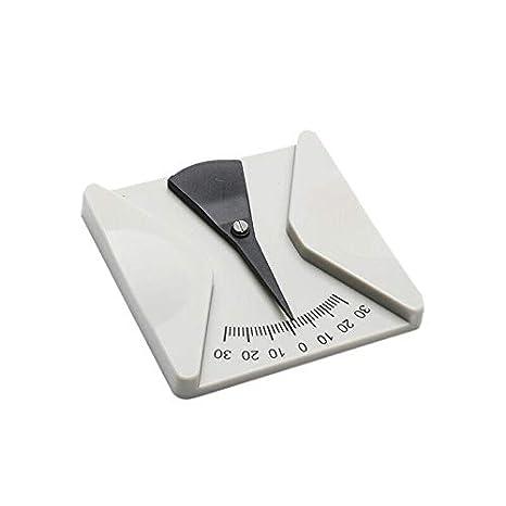 Tutoy 2 Stücke Brillen Winkel Lineal Messwerkzeug Winkelmesser Pantoscopic Winkelmesser Amazon De Gewerbe Industrie Wissenschaft
