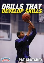 Individual Ball Handling Drills - Pat Clatchey: Drills that Develop Skills (DVD)