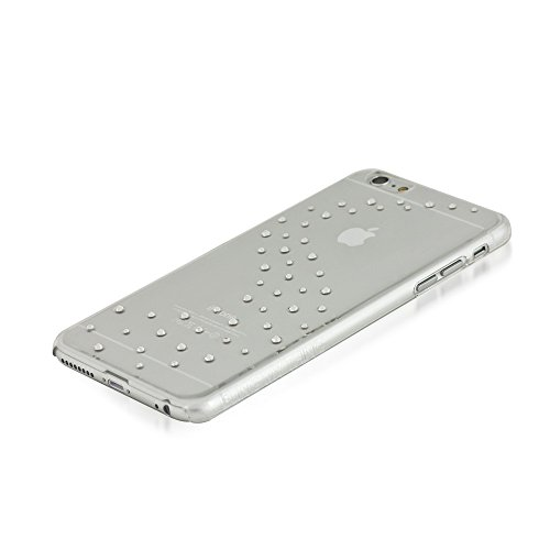 BlingMyThing Milky Way Crystal Schutzhülle für Apple iPhone 6 Plus transparent
