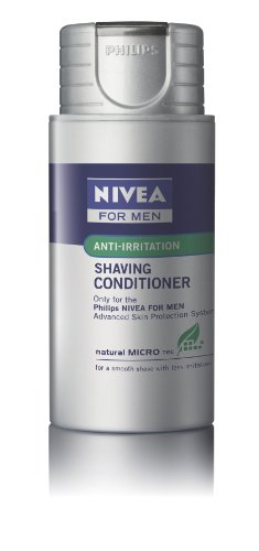 - Philips Norelco HS800/14 Nivea for Men Anti Irritation Shaving Conditioner Single Pack - 75020007636