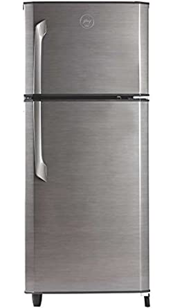 Godrej 231 L 2 Star (2019) Frost Free Double Door Refrigerator(RT Eon 231 C 2.4, Silver)