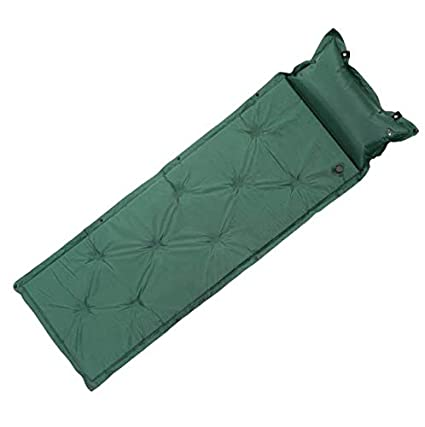 Amazon.com: Tomshoo - Colchoneta de camping autoinflable de ...