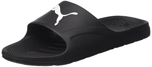 Puma Divecat, Zapatillas Unisex Adulto Negro (Black-white)