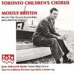 Mostly Britten by Marquis Classics