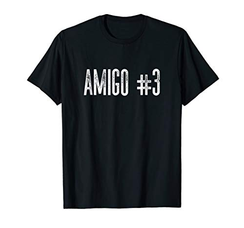 Amigo #3 Funny Group Halloween Costume Idea -