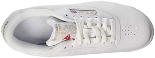 Reebok Princess, Zapatillas Para Mujer Blanco (White 000)