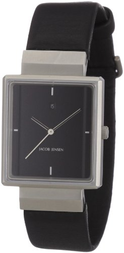 Jacob Jensen Women's Watch Rectangular 32895