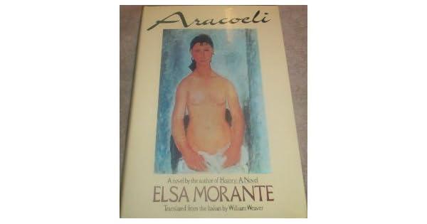 Amazon.com: Aracoeli (9780394535180): Elsa Morante: Books