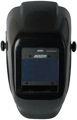46131 Jackson Safety Insight Variable Auto Darkening Welding Helmet Halo-X