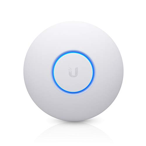Ubiquiti UniFi nanoHD Compact 802.11ac Wave2 MU-MIMO Enterprise Access Point (UAP-NanoHD-US) (802.11b/g Kit)