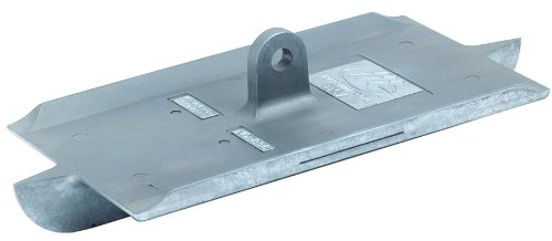 Marshalltown+Trowel+ Products : MARSHALLTOWN The Premier Line 836 8-Inch by 4-3/8-Inch Zinc Double End Walking Groover