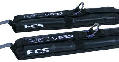 FCS Premium Range Single Soft Rack w/D-Ring by FCS