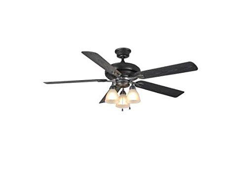 Trentino II 60 in. Indoor/Outdoor Natural Iron Ceiling Fan