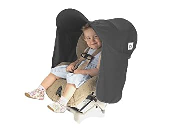 Protect A Bub USA Car Seat Sunshade Attachment Black