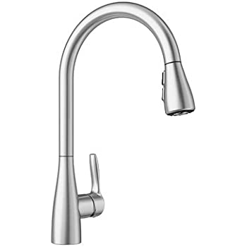 Blanco 441649 Sonoma 1 8 Gpm Kitchen Faucet With Pull Down