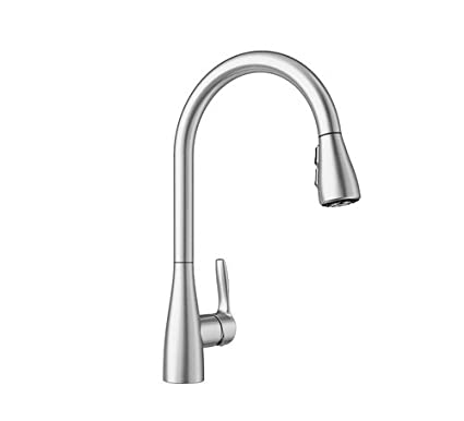 Blanco 442206 Artura Atura 2Gpm Kitchen Faucet with Pulldown Spray