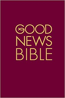 Book Good News Bible: (GNB)