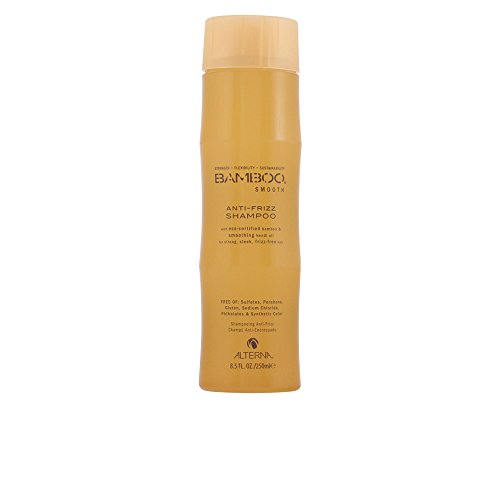 ALTERNA BAMBOO Smooth Anti-Frizz Shampoo, 8.5 fl oz