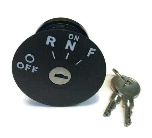Vital All-Terrain Ignition Key Switch /& Keys Replaces EZGO EZ-GO RXV OEM 605637 609682 611283