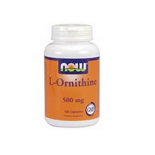 NOW Foods L-ornithine, 120