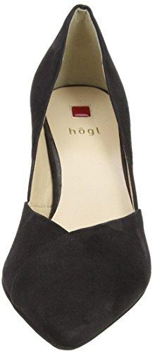 Darkgrey Högl 6600 Gris Femme Escarpins 10 7502 4 Oqtrx0O
