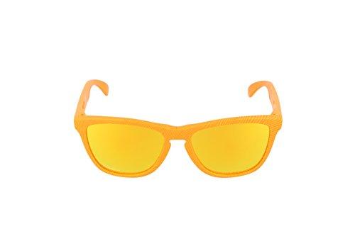 OakleyOcchiali Arancionefingerprint Adulto Atomic Orange SunUnisex Da fireiridium Sole Mod9013 ZPXOkuwiT