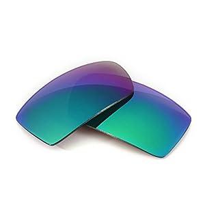 FUSE Sapphire Mirror Polarized Lenses for Spy Optic Quanta