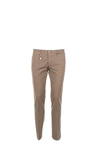 Pantalone Uomo Manuel Ritz 54 Marrone 2232p1578t 173350 Primavera Estate 2017