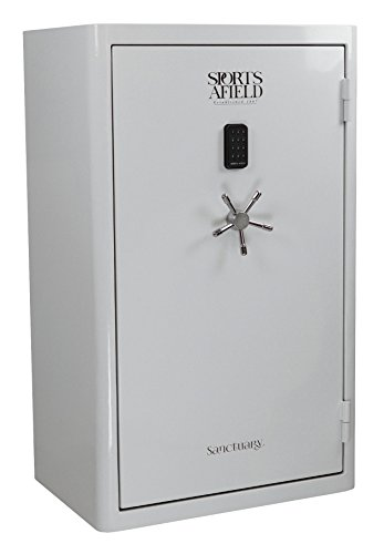 Sports Afield SA5936S Sanctuary Executive (4-Gun) Security Safe