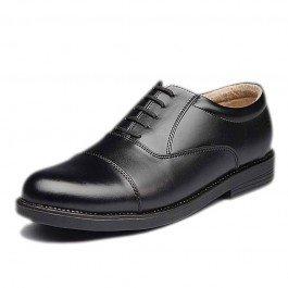 Buy Bata Men's Black Formal Shoes - 7