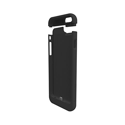 Trident EL-APIPH6-BKQI0 Electra Qi Ladetasche für Apple  iPhone 6 schwarz