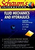 Interactive Outline Fluid Mechanics, Schaum, Giles, 0078427142