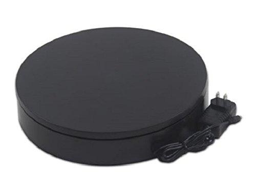 BKL ND-RC6013BK[速度調整機能付き 撮影用ターンテーブル 黒] 電動ターンテーブル 撮影 50kg   B076DT28GL