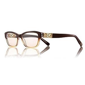 Tory Burch TY 2039 TY2039 Eyeglass Frames 1010-53 - Brown Amber Fade TY2039-1010-53