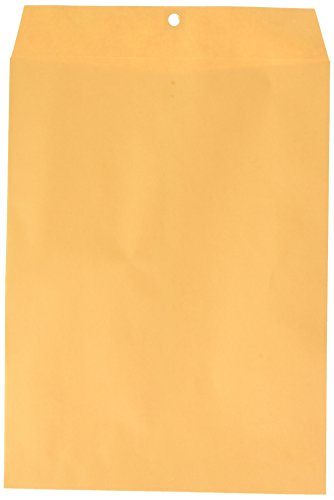 Mead Heavyweight Brown Kraft Clasp Envelopes