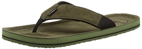 6043 O'Neill Leaves Chad FM Olive Grün Homme Tongs r00wPYqS