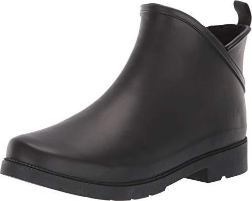 Chooka Brinn Ankle Bootie Black 6