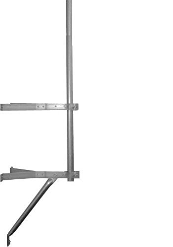 """UPC 816982017710, Ambient Weather EZ-30-12-100 Stable Mounting Kit with Mast For AcuRite Weather Stations, 1.00"""""""